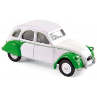 CITROËN 2CV Dolly, 1986, green/white