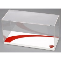Display Case DUCATI Type 1, white