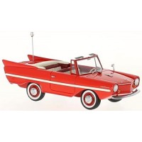 AMPHICAR 770, 1986, red