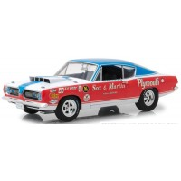 PLYMOUTH Barracuda Sox & Martin