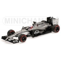 McLAREN MERCEDES MP4-29 GPMalaysia'14 #22, J.Button (limited 504)