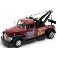 CHEVROLET Tow Truck, 1953, red/black