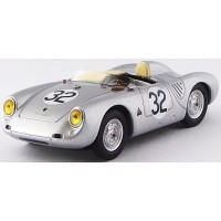 PORSCHE 550 RS 24hLeMans'58 #32, 5th G.DeBeaufort / Linge
