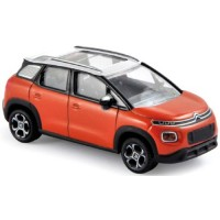 CITROËN C3 Aircross, 2017, orange/white