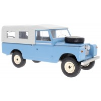 LAND ROVER 109 Pick.up Series2, 1959, l.blue