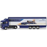 BLOODHOUND SSC Super Hauler