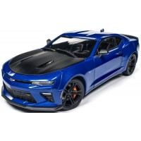 CHEVROLET Camaro SS 1LE, 2017, blue/black
