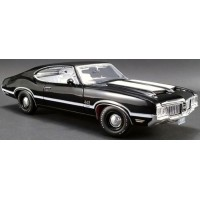 OLDSMOBILE 442 W30, 1970, black on white