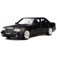 BRABUS 500E 6.5, 1994, saphire black (limited 999)