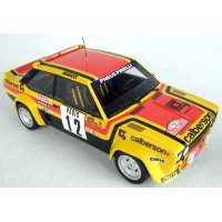 FIAT 131 Abarth Rally MonteCarlo'80 #12, Arii / Mouton