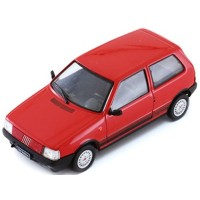FIAT Uno Turbo IE, 1984, red