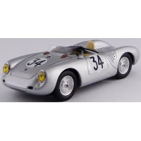 PORSCHE 550 RS 24h LeMans'58, 10th Kerguen /