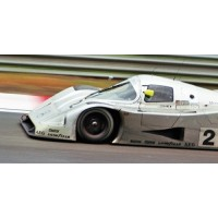 SAUBER C11 WSPC Spa'90 #2, winner Mass / Wendlinger