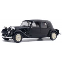CITROËN Traction 11CV, 1937, black