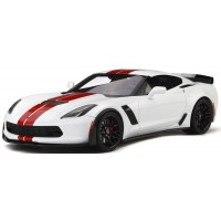 CHEVROLET Corvette C7 Z06, 2017, arctic white (limited 999)