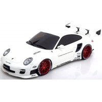 PORSCHE 911 LB Performance, white