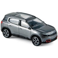 CITROËN C5 Aircross, 2018, grey/orange