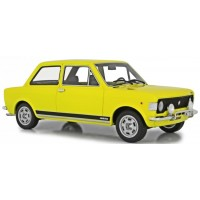 FIAT 128 Rally, 1971, yellow