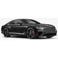 BENTLEY New Continental GT, anthracite