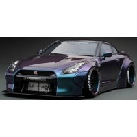 LB GTR R35, met.puple/green
