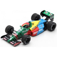 BENETTON B188 GP France'89 #20, 9th E.Pirro