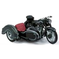 BMW B-25/3, black/red
