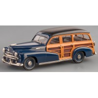 OLDSMOBILE B44 Station Wagon, 1942, d.blue