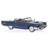 FORD Thunderbird Hardtop, 1960, met.blue/white roof