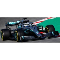 MERCEDES-AMG W10 WQ Power+ 77, 2019, V.Bottas