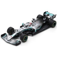 MERCEDES-AMG W10 WQ Power+ 44, 2019, L.Hamilton