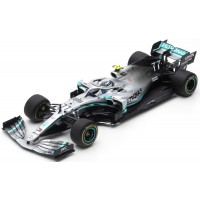 MERCEDES-AMG W10 WQ Power+ #77, 2019, V.Bottas