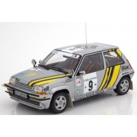 RENAULT Super 5 GT Turbo Rally CôteD'Ivoire'89 #9, Oreille / Timonier (limited 1000)