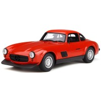 MERCEDES-BENZ 300 SL AMG, 1974, red (limited 2000)