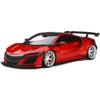 LB-WORKS NSX, 2018, candy red