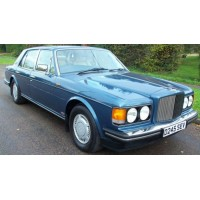 BENTLEY Turbo-R LWB, rhapsody blue