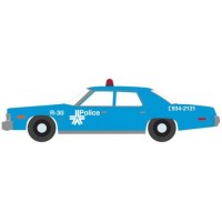 1974 Dodge Monaco Montreal Canada Police *Hot Pursuit Series 32*, blue