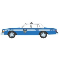 1990 Chevrolet Caprice New York City Police Dept (NYPD) *Hot Pursuit Series 32*, blue/white