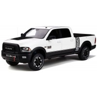 DODGE Ram 2500 Power Wagon, 2017, white