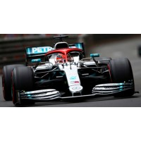 MERCEDES-AMG F1 W10 EQ Power+ GP Monaco'19 #44, winner L.Hamilton