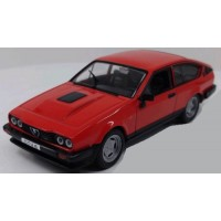 ALFA ROMEO GTV 6, 1985, red
