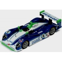 DALLARA LMP02 LeMans'04 #6, (ab) Short / Barff / Barbosa