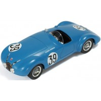SIMCA Huit LeMans'39 #39, 10th A.Gordini / J.Scaron