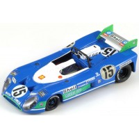 MATRA MS 670 LeMans'72 #15, winner H.Pescarolo / G.Hill