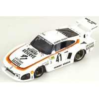 PORSCHE 935 K3 LeMans79 #41, winner K.Ludwig / B.Whittington / D.Whittington