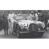 ASTON MARTIN DB2 LeMans'51 #27, 13th P.Clarke / J.Scott