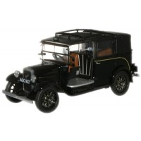 AUSTIN Low Loader Taxi, noir