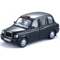 LONDON Taxi Cab TX1, 1998, black