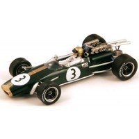BRABHAM BT24 GP France'67 #3, winner J.Brabham