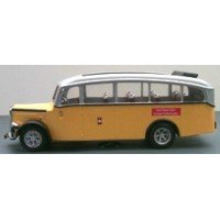 SAURER 3CT1D Bus Postal open top