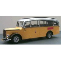 SAURER 3CT1D Bus Postal closed top